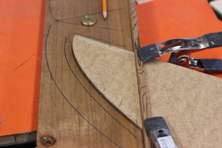 Building a wood sup - solid blocking