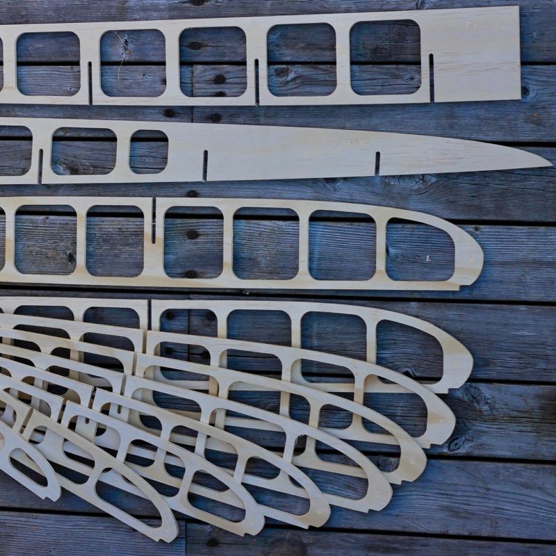 CNC Paddleboard KIt 800x800