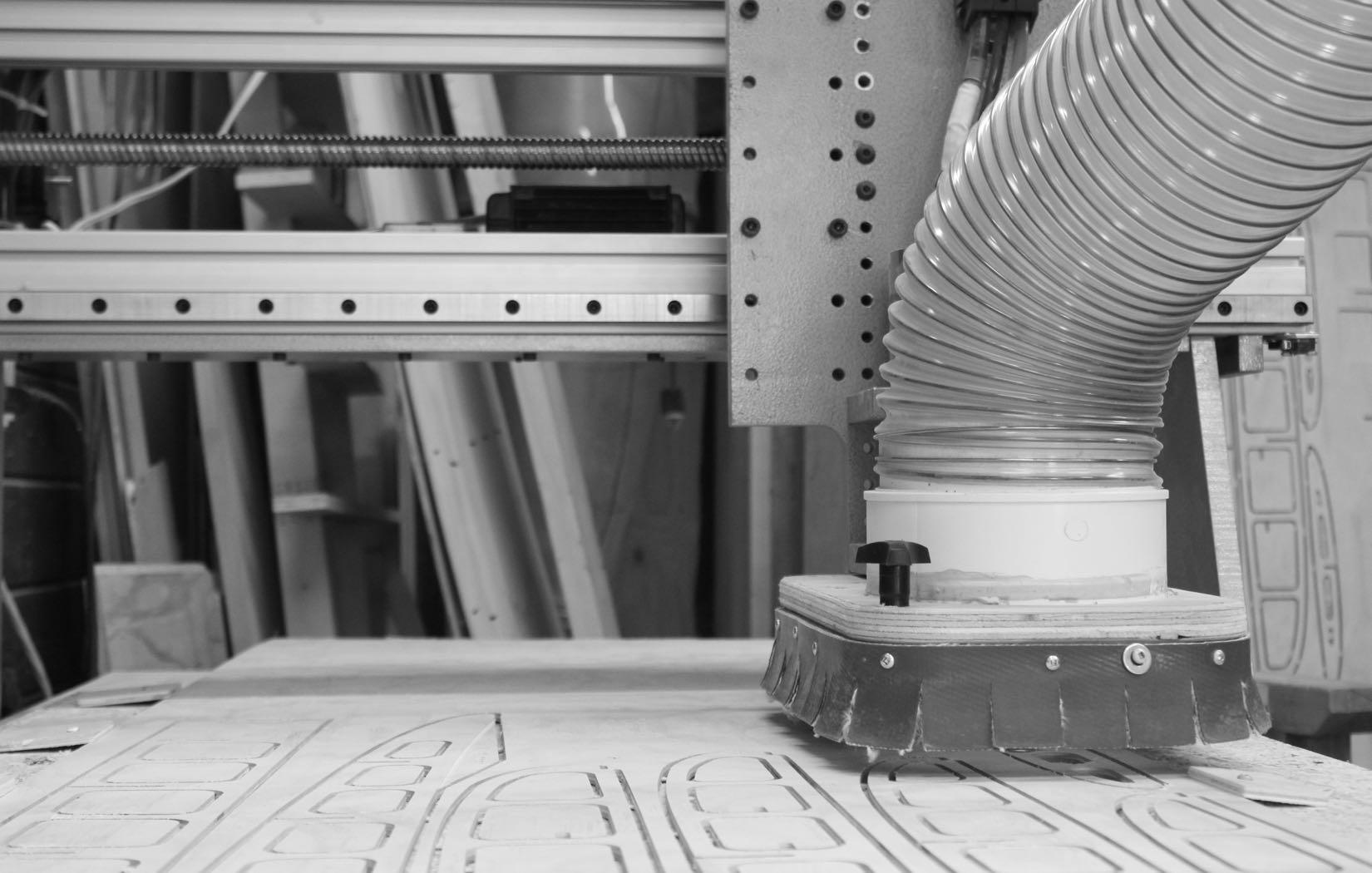 Fishbone Kits - CNC Machine 1650x1050