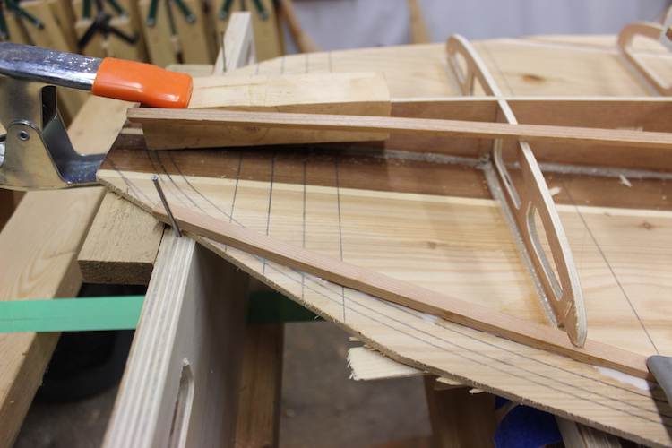 How to build a hollow wood surfboard 12