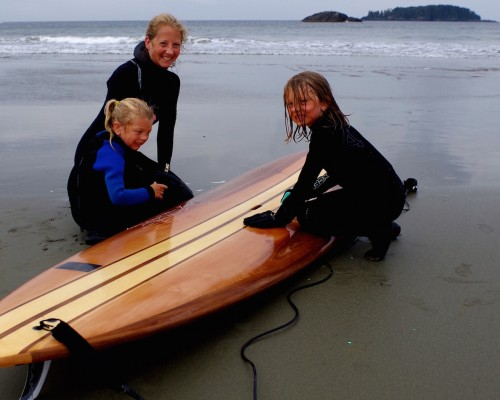 Wooden Paddle Board Plans