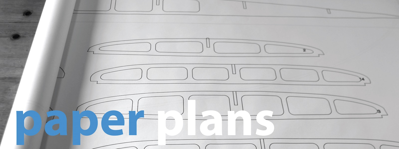 paddleboard plans - paper