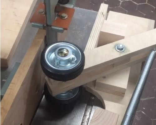 simple Resaw jig